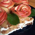 MRE Remix Bed of Apple Roses recipe