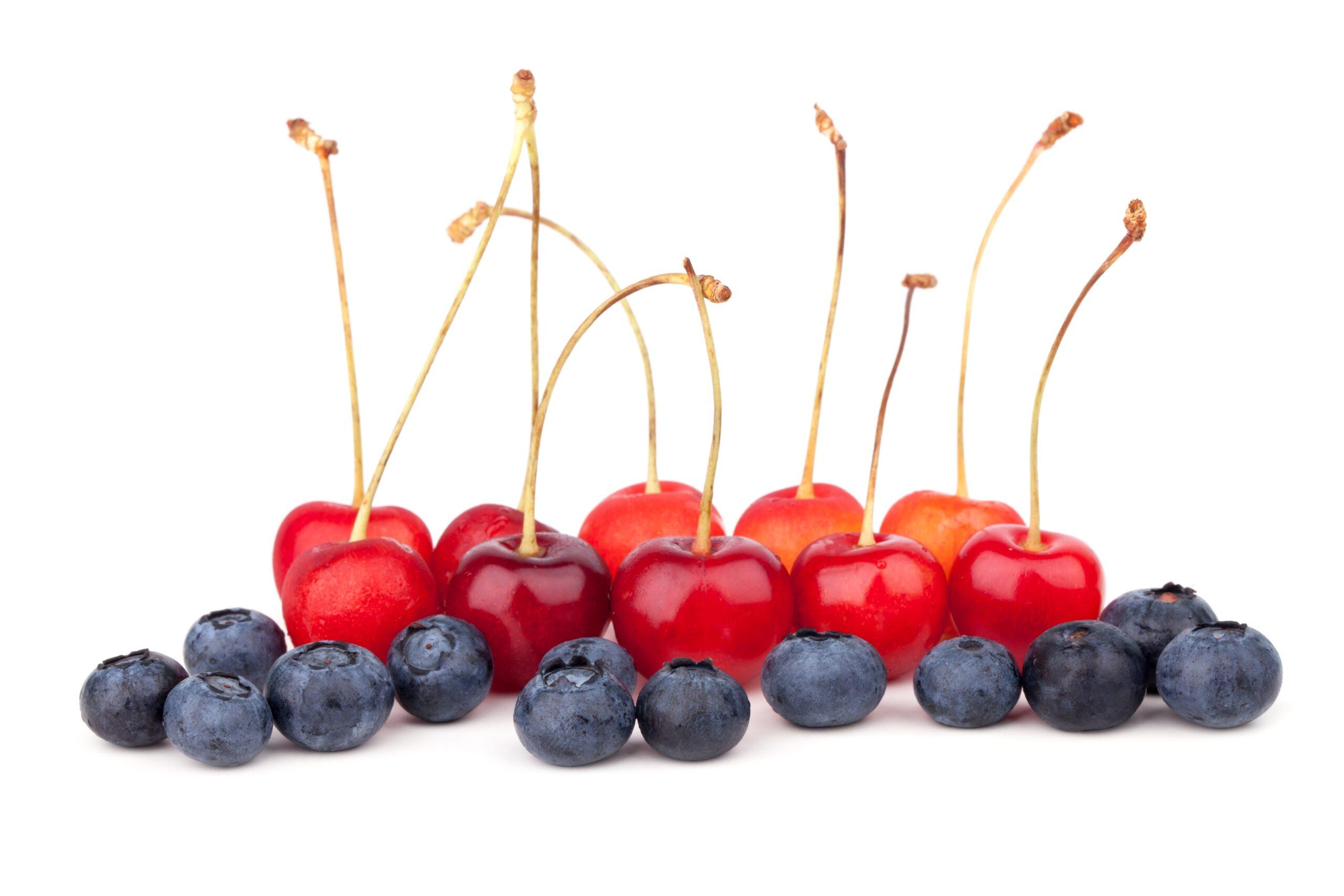 Cherry Blueberry Pie – Oh My!