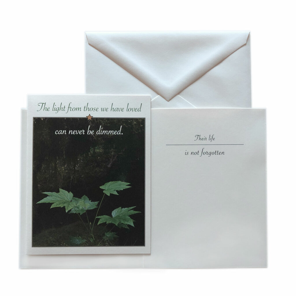 2MyHero military sympathy greeting card not forgotten