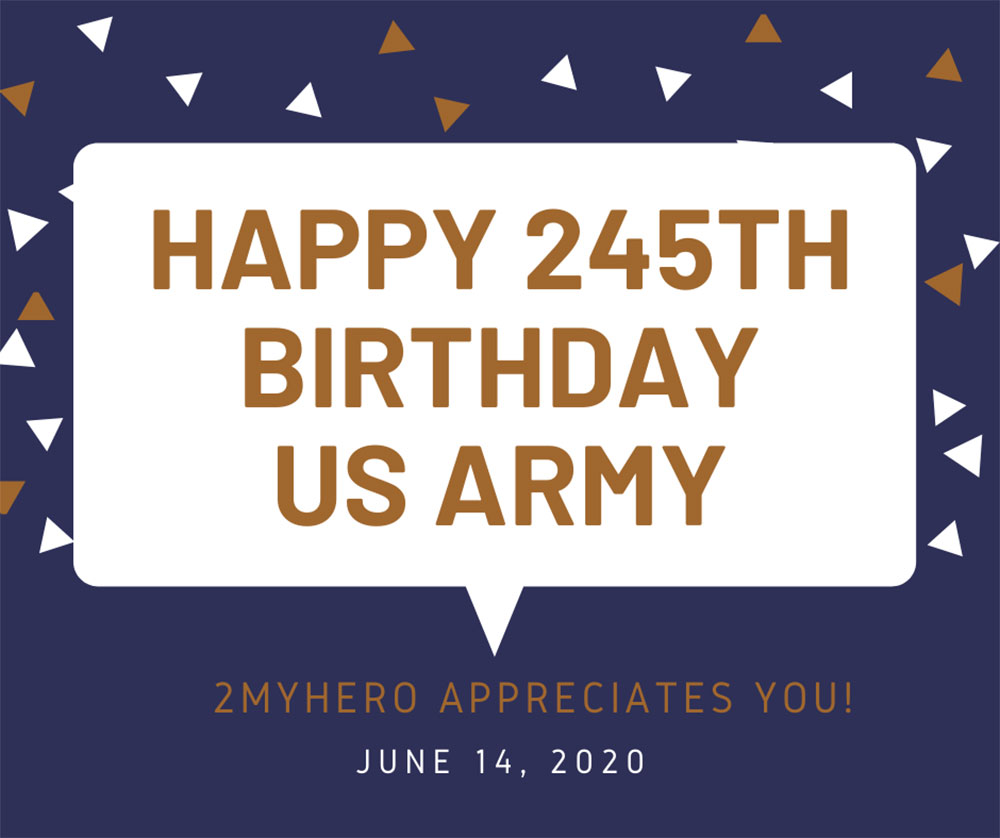 US Army – 245 Years Young