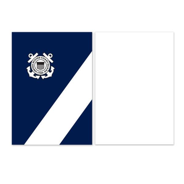 Look Good - US Coast Guard Military Appreciation Encouragement Greeting Card - by 2MyHero