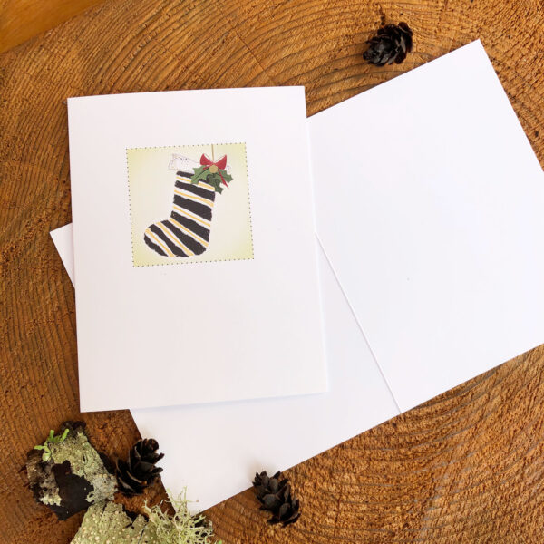 US Army Christmas Holiday Box of 12 Army greeting cards with envelopes - Merry Christmas Soldier- by 2MyHero