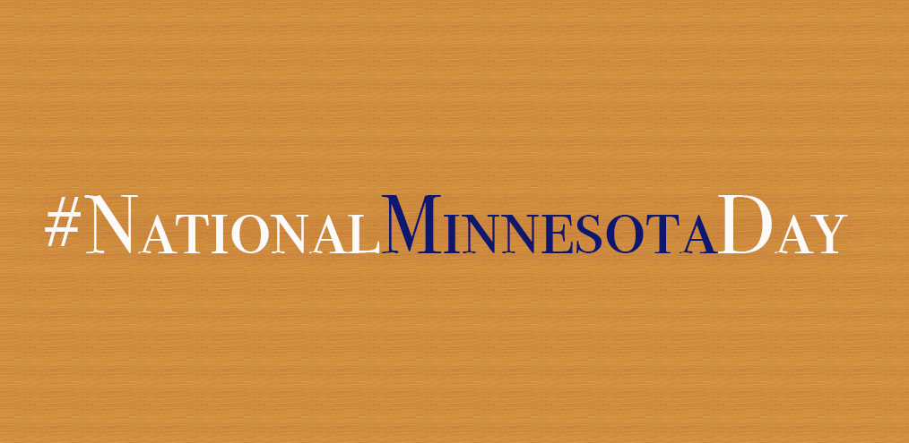 National Minnesota Day celebrated by 2MyHero military greeting cards