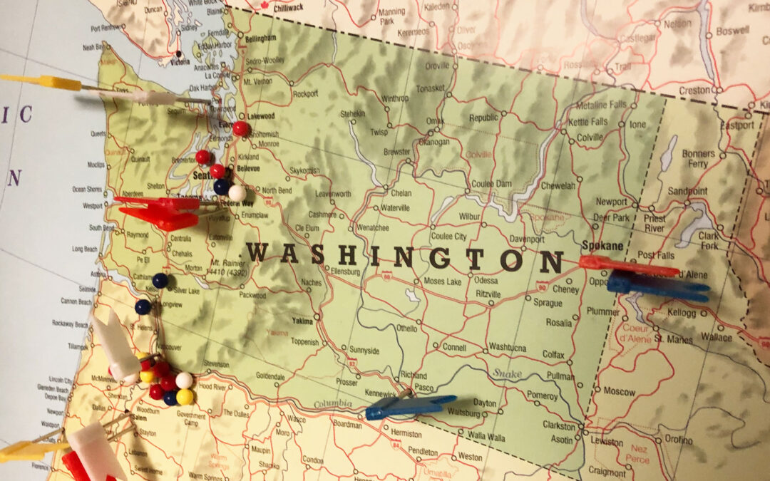 Military families in Washington State